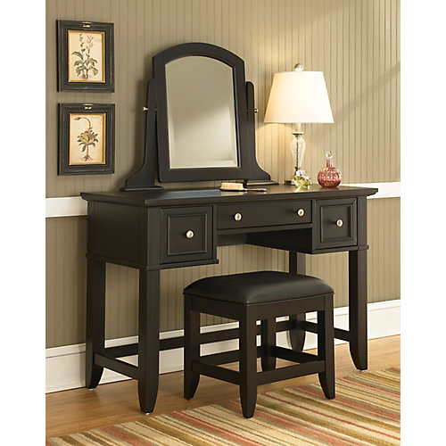 Bedford Vanity & Bench Set