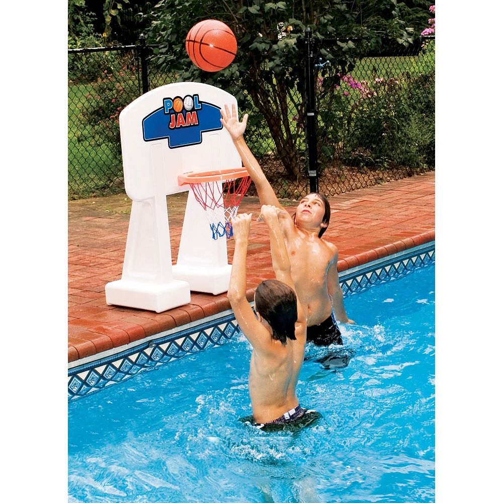 Swimline Jeu de basket ball pour piscine Pool Jam