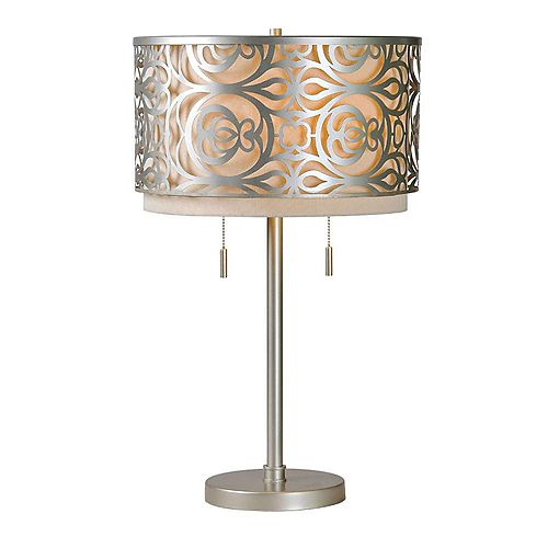 Lampe de table Lethbridge