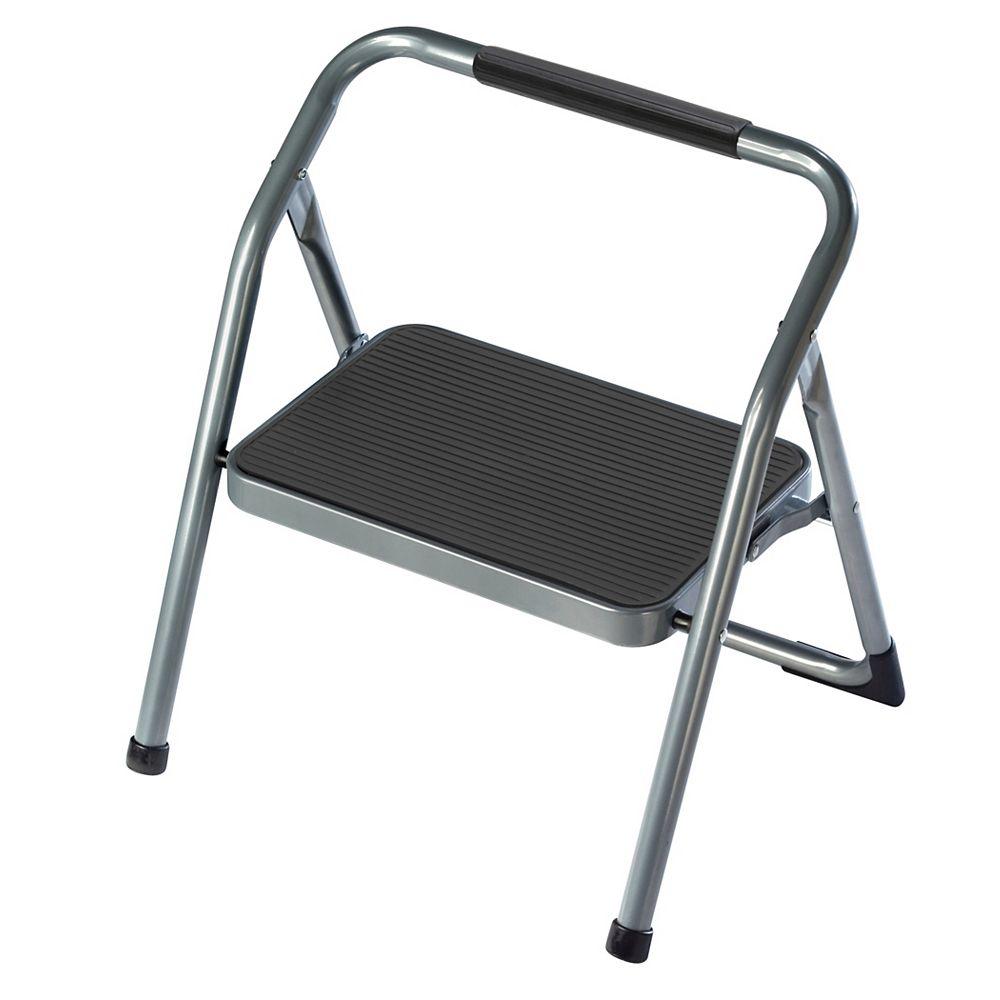 Easyreach By Gorilla Ladders 1-Step Steel Step Stool Ladder