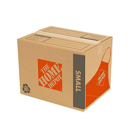 16-inch L x 12-inch W x 12-inch D Small Moving Box