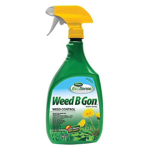 Weed B Gon Ready to Use Weed Control, 709 mL