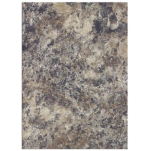 3522-46 Laminate Countertop Sample in Perlato Granite
