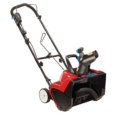 Power Curve 18 inch 15 Amp Electric Snowblower