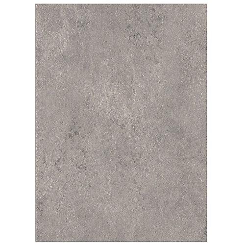 4886-38 Laminate Countertop Sample in Pearl Soapstone