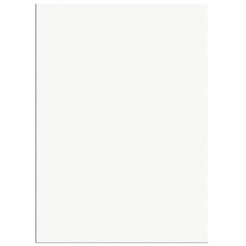 D354-60 Laminate Countertop Sample in Designer White