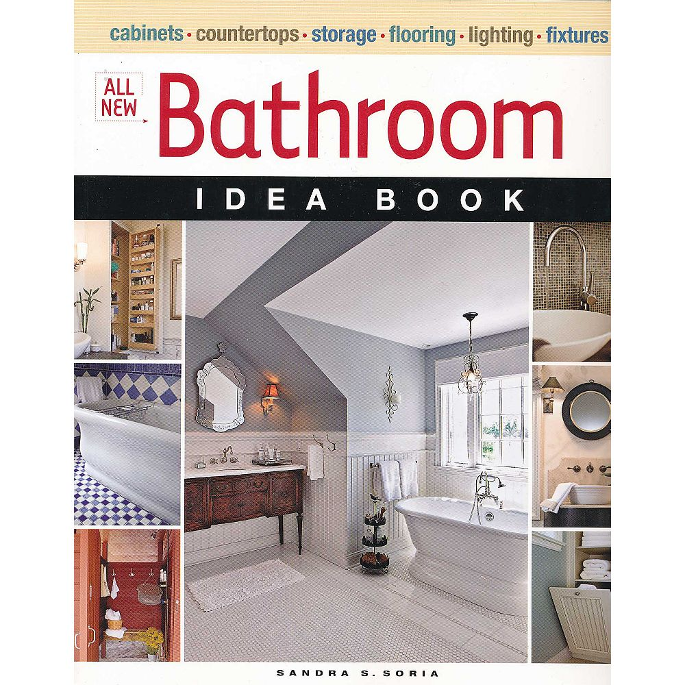 All New Idea Book Bathroom Idea Book