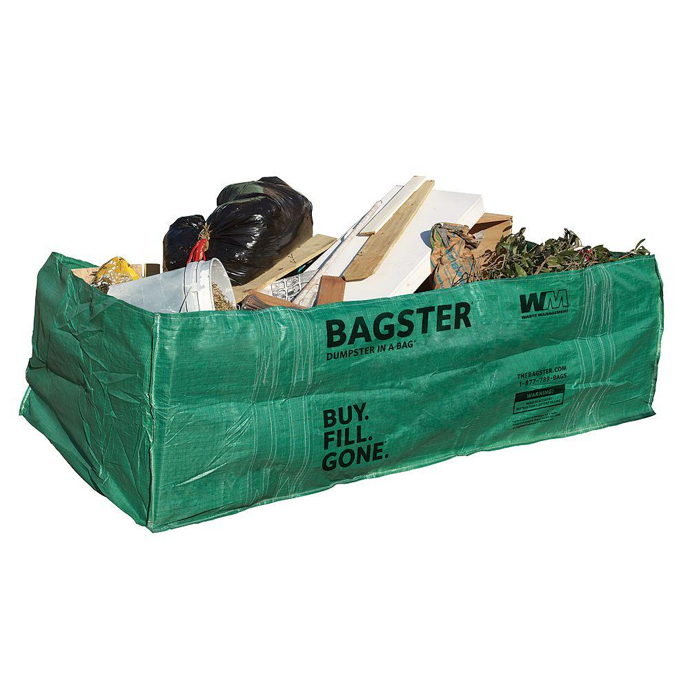 Waste Management Conteneur En Sac Bagster de Waste Management
