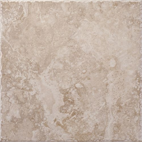 Eliane Lancaster Sand 12-inch x 12-inch Glazed Porcelain Floor & Wall Tile -( 14.53 Sq. ft. / Case)