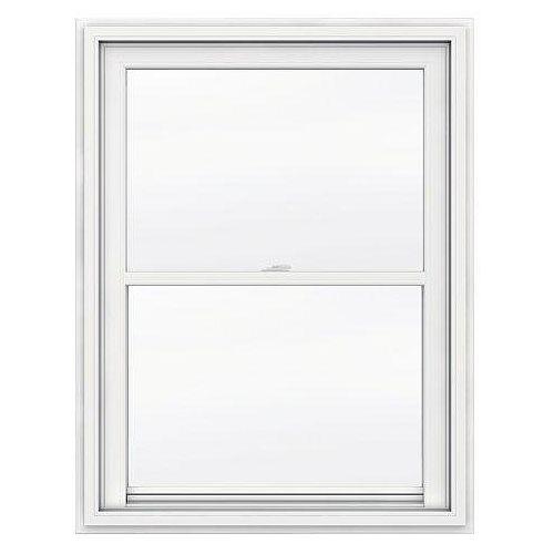 SÉRIE 5000 Guillotine simple en vinyle 36 po x 48 po - Faible émissivité, la moulure exteriure - ENERGY STAR®