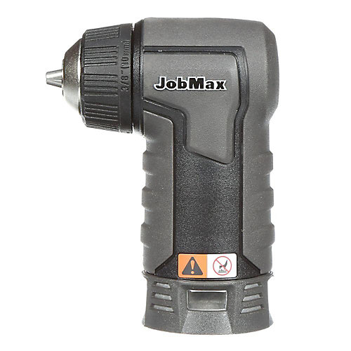 JobMax 3/8 in. Drill/Driver Head (Tool Only)