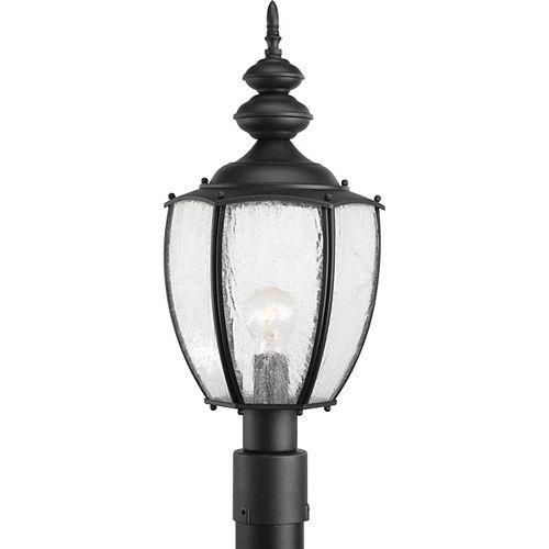 Lampadaire à 1 Lumière, Collection Roman Coach - fini Noir