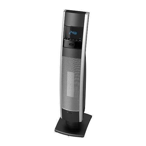 Digital LCD Tower Ceramic Heater - 29 Inch