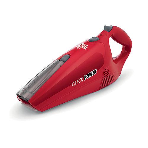 Quick Power Cordless Hand Vacuum