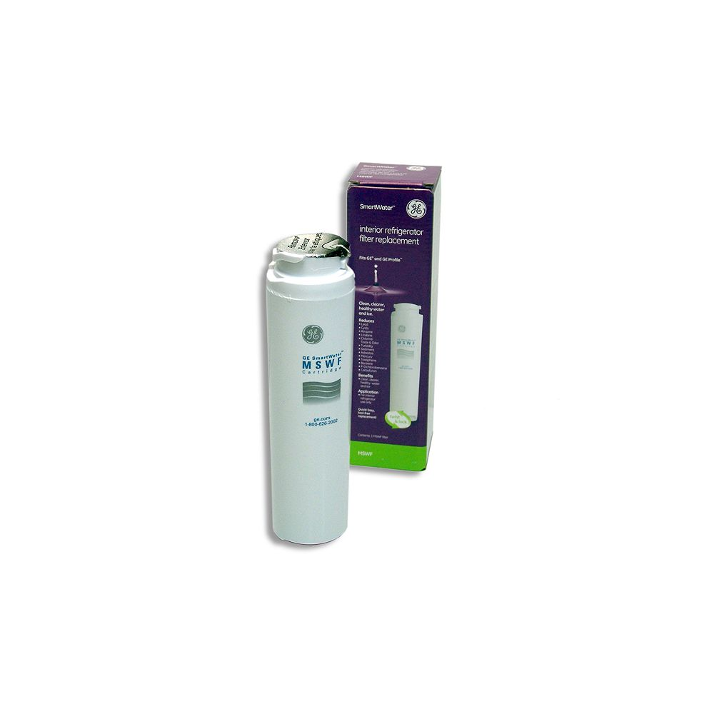 GE Refrigerator Replacement Water Filter 1-Pack