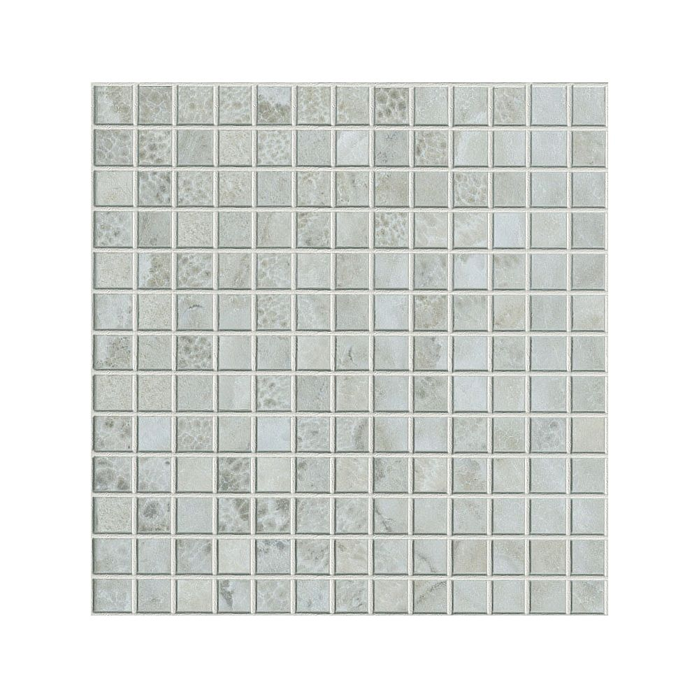 New Town 1 x 1 Frost Glass Colour Body Porcelain Mosaic