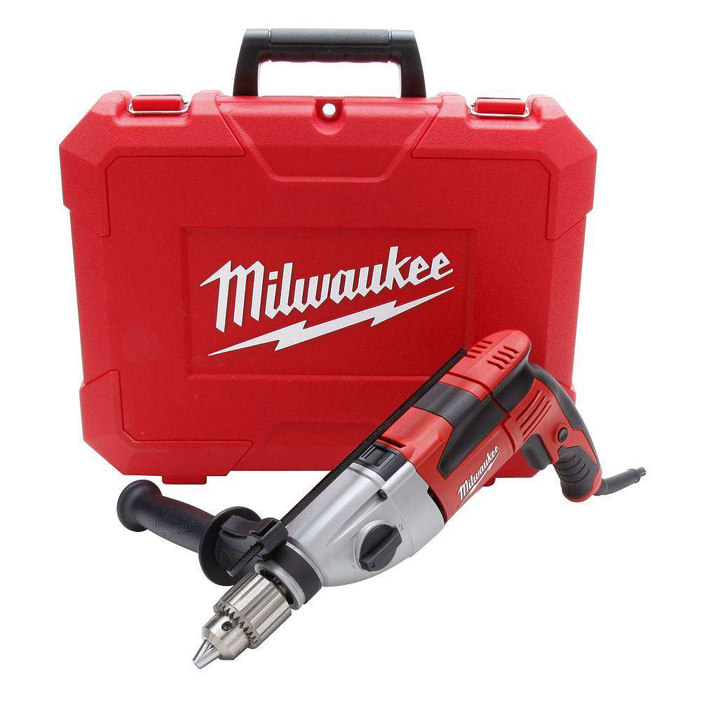 Milwaukee Tool 1/2-inch Hammer Drill with Carrying Case