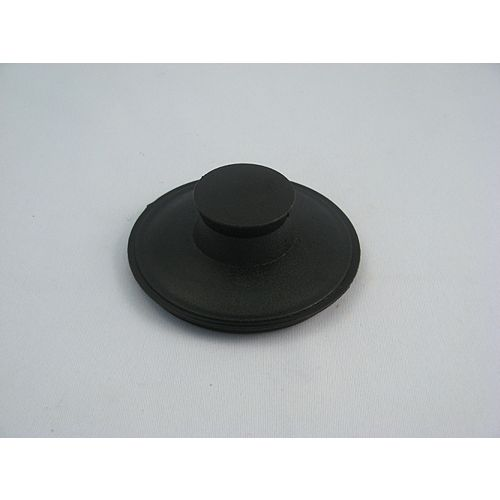 Replacement IN-Sink-Erator Drain Stopper in BLACK