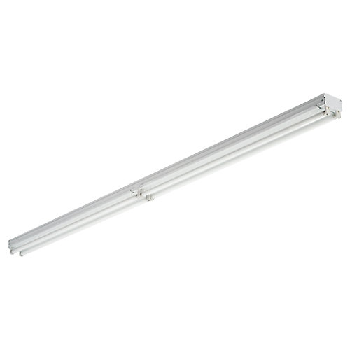 Cold Weather High Output Fixture with Electronic ballast 4L T8 32 Watt - 8 Feet