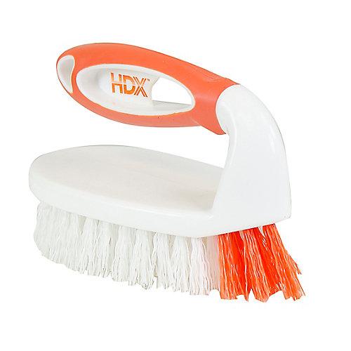 Iron Handle Scrub Brush