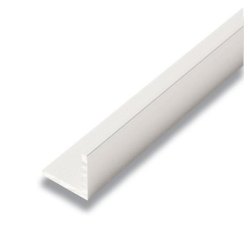 "Metal Angle Aluminium 1"" x 1"" x 8'"