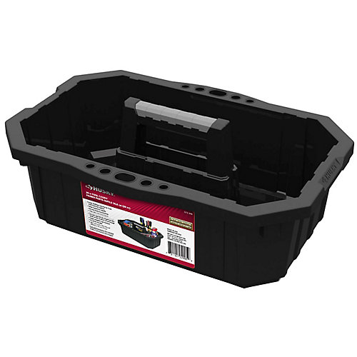 20-inch Open Top Resin Tool Caddy