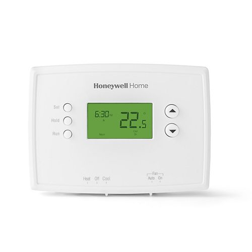 5 and 2 Day Programmable Thermostat