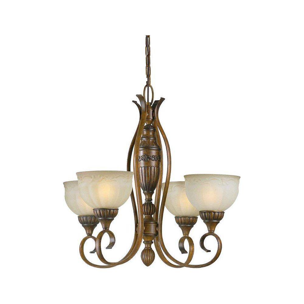 Filament Design lumière accrochante avec abat-jour de spécialité finition de spécialité