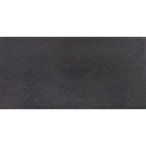 Division Black 12-inch x 24-inch Polished Porcelain Tile