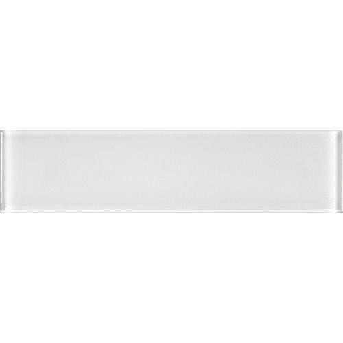 3x12 Tuile en verre glace nordique