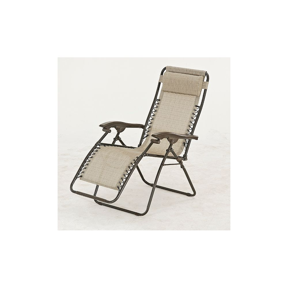 Perfect Home Essentials Delray Ultimate Outdoor Lounger
