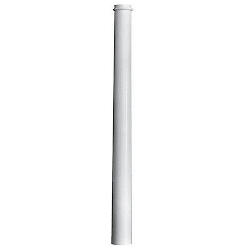Colonne rond en fibre de verre 8 po x 8 po x 8 pi