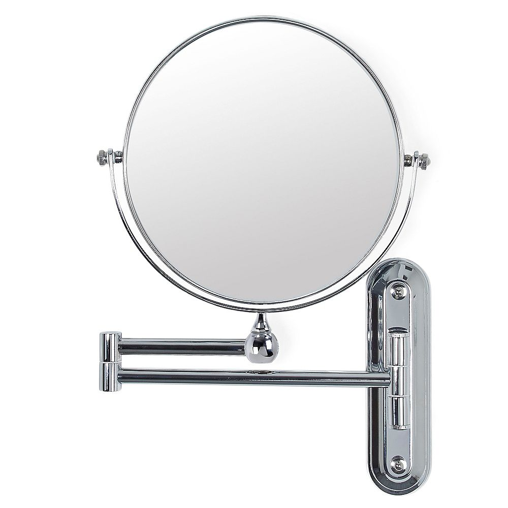 Valet 8 Vanity Mirror Chrome, Best Vanity Mirror With Lights Canada