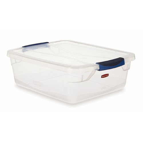 14.2L Clever Store Clear Tote