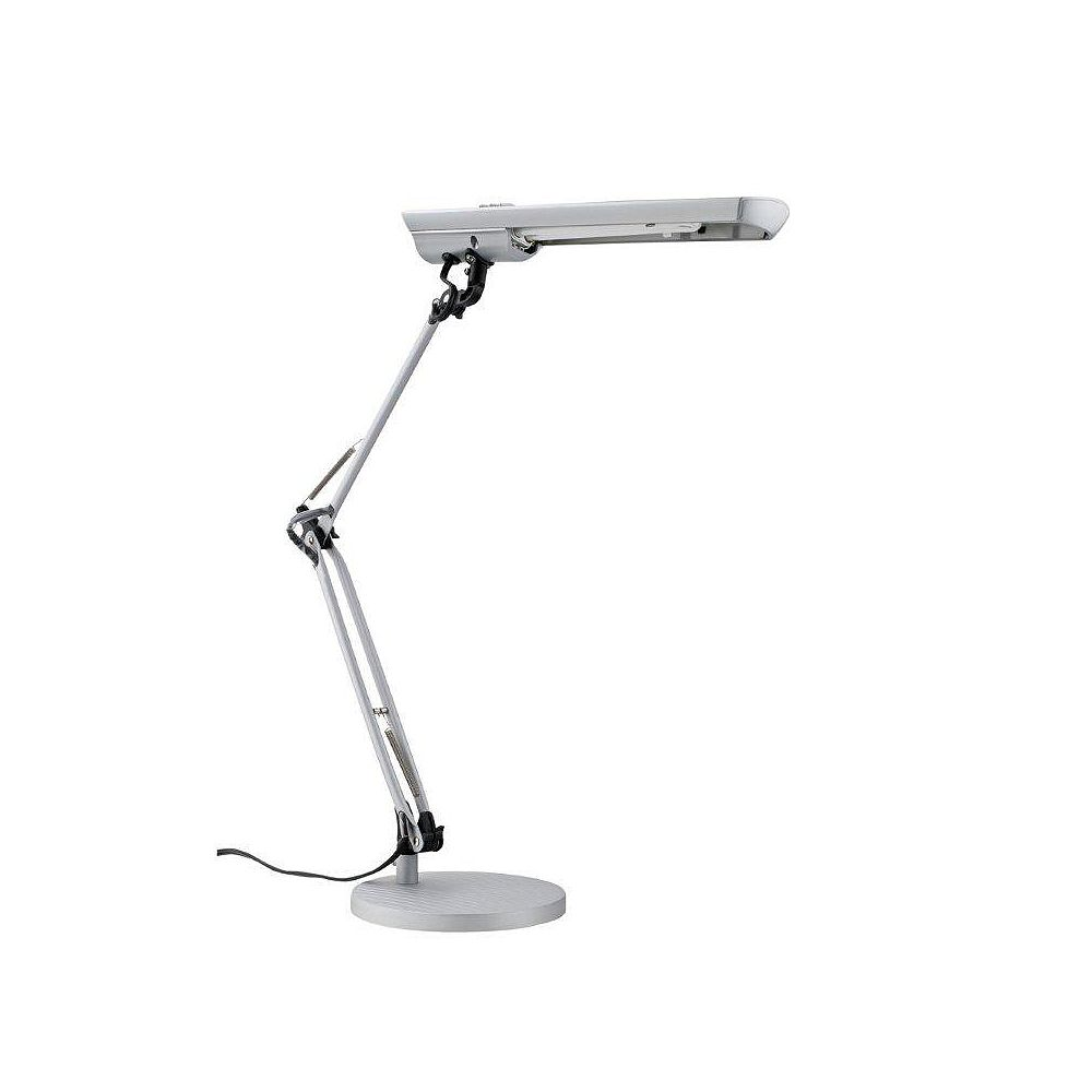 Globe Electric 16 Inch 60 Watt Natural Full Spectrum Sun Light Desk Lamp