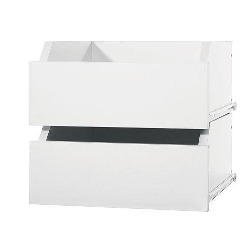 Narrow Drawers - (2-Pack)