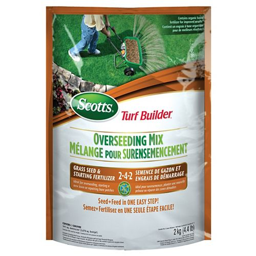 Turf Builder Overseeding Mix
