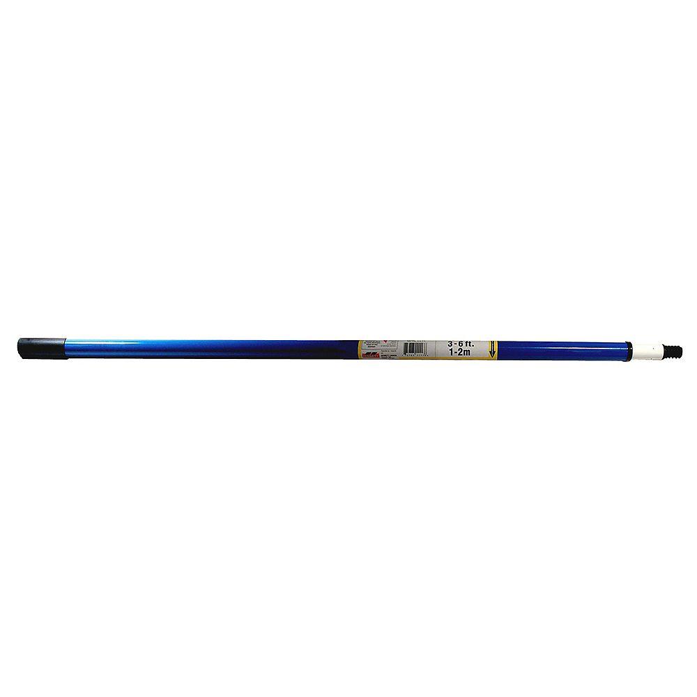 BENNETT Metal Ext. Pole 3-6ft