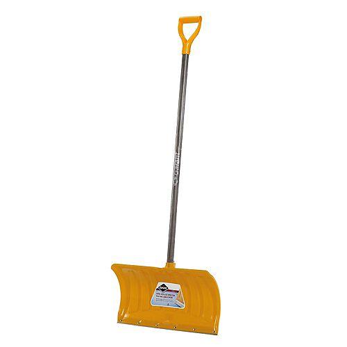 All Purpose Pusher 21-inch Snow Shovel