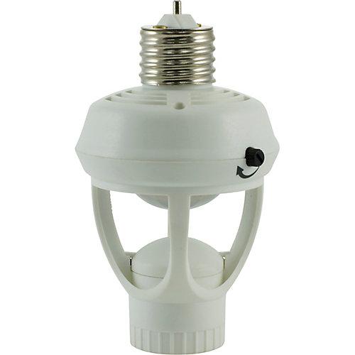 Commande d'éclairage avec télécommande RF marche-arrêt sur porte-clé et récepteur Defiant