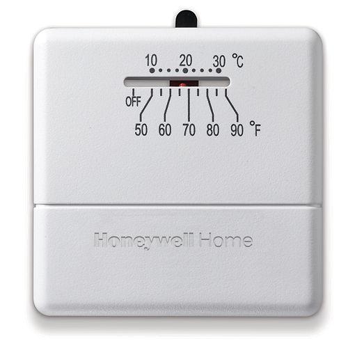 Economy Heat Only Millivolt Thermostat