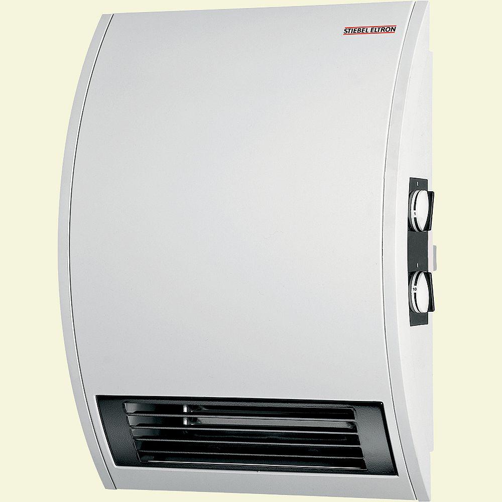 Stiebel Eltron CKT 20 E 2000W 240V 6.8k BTU Wall-Mounted Electric Fan Heater