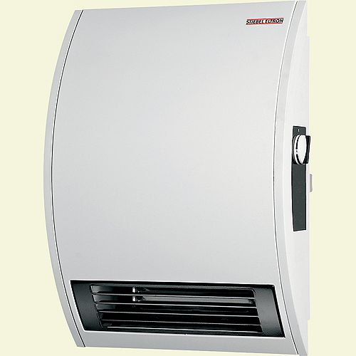 Stiebel Eltron CK 15E Wall-Mounted Electric Fan Heater