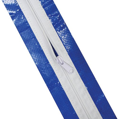 QSR Zipper, 3 Inch x 7 Feet - (2-Pack)