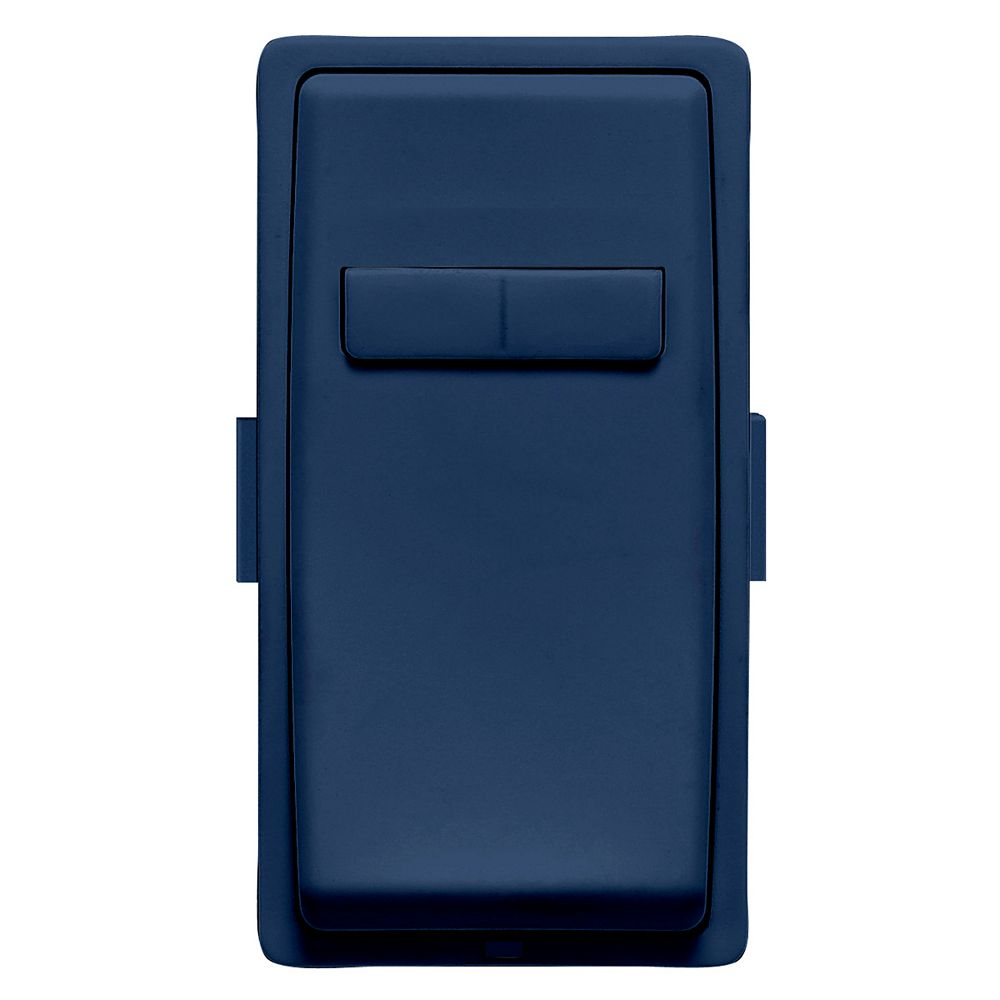 Leviton Renu Face Plate for Coordinating Dimmer Remote (Wallplate not Included) in Rich Navy