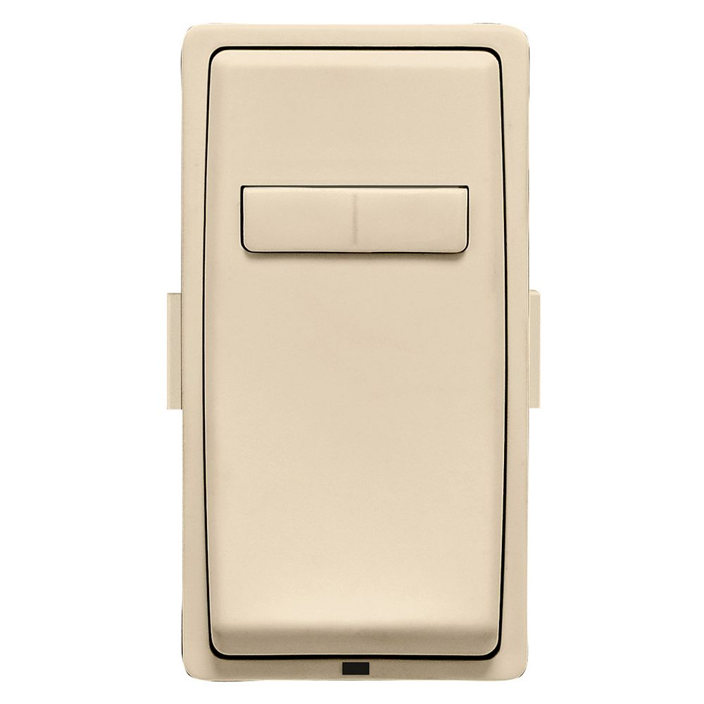 Leviton Renu Face Plate for Coordinating Dimmer Remote (Wallplate not Included) in Whispering Wheat