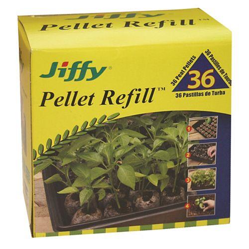 Jiffy Peat Pellet 36-Pack