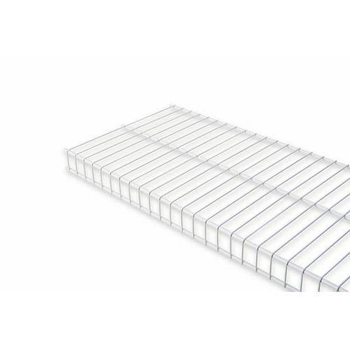 Rubbermaid Étagère De Type Linge De Maison De 16 Po X 6 Pi – Blanc