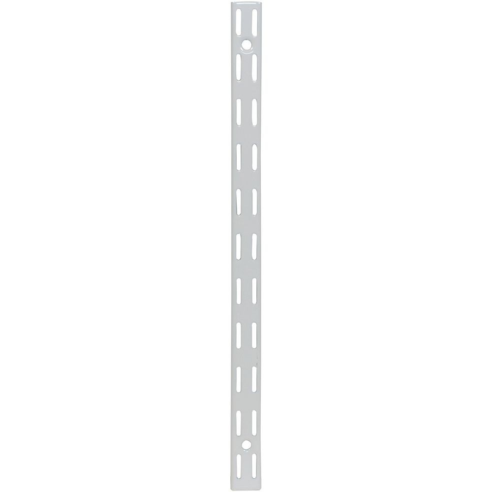 Rubbermaid FastTrack 48-inch Upright in White