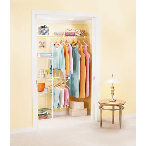 3ft -5ft Free Slide Closet Kit